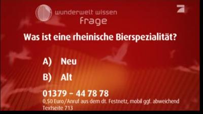 Rheinische Bierspezialitäten