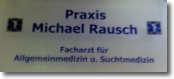 Dr. Rausch -Suchtarzt
